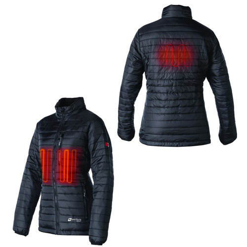 Women's  Heated Insulated Jacket BH-1681