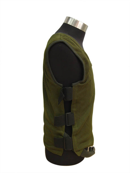 Circulating Cold Water cooling vest