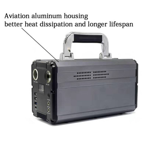 300W 8 lb. Rechargeable Portable Power Station (MB300)