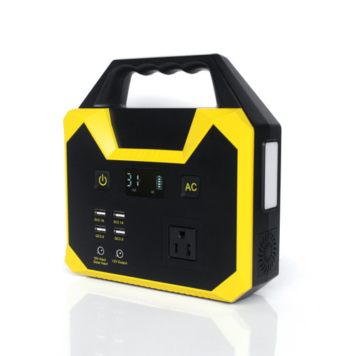 150WH 3 lb. Multi-Function Rechargeable Portable Power Station