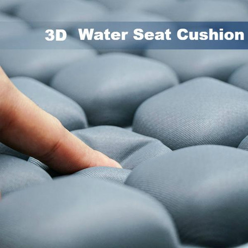 The Coolest  Inflatable Air/Water 3D Seat Cushion