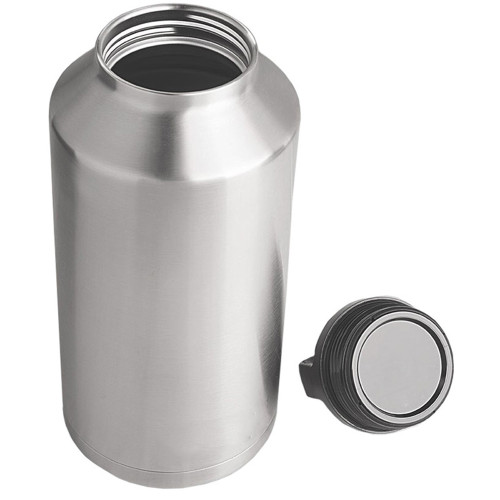 64 oz Stainless Steel Double Wall Vacuum Jug to Keep Ice Cold