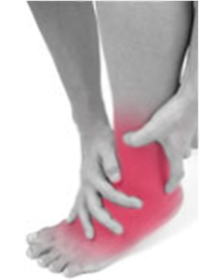 Plug-in Infrared Heat Therapy Ankle Wrap