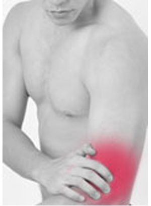 Rechargeable Ifrared Heat Therapy Elbow Wrap