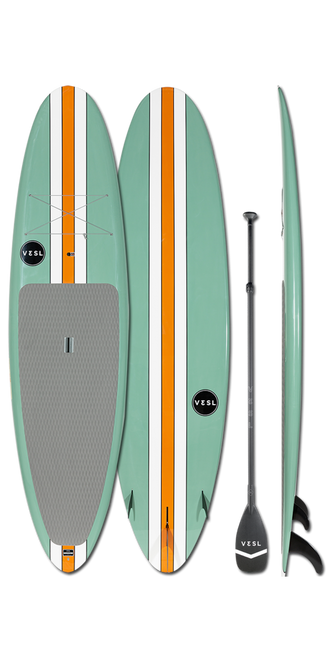 VESL Brushed - Green 10'6