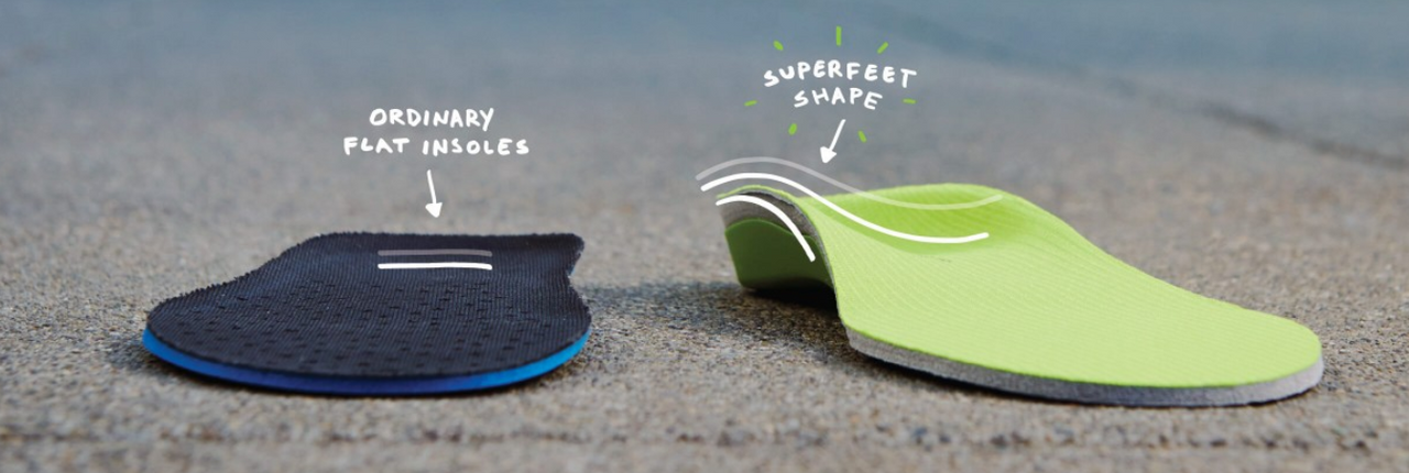 Superfeet Insoles Shoe Orthotic Inserts