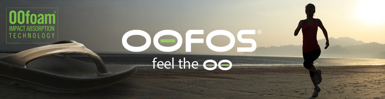 Oofos sport recovery sandals