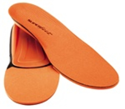 SuperFeet Orange Insoles - Men's Medium to High Arch Support