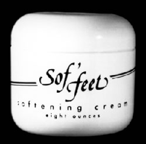 Sof' feet softening cream 8 oz