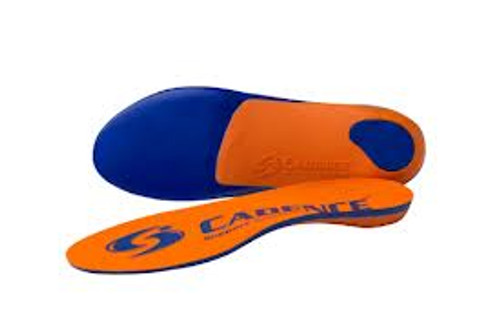 Cadence Insoles - Full Length - Support, Comfort and Performance shoe insoles