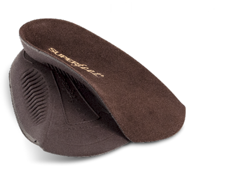 Delux Men's Dress Insole by Superfeet