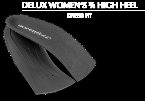 High Heel Delux Superfeet