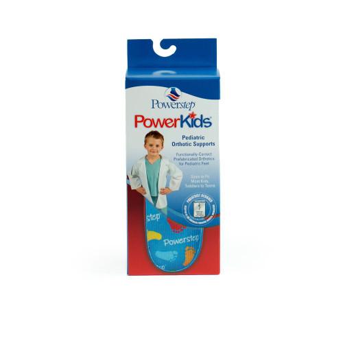 Powerkids 3/4 length pediatric orthotics by Powersteps