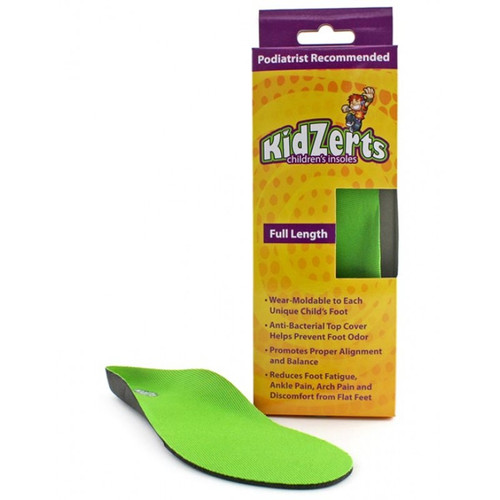 Kidzerts Full Length Insoles