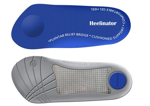 Heelinator 3/4 plantar fasciitis insole orthotic