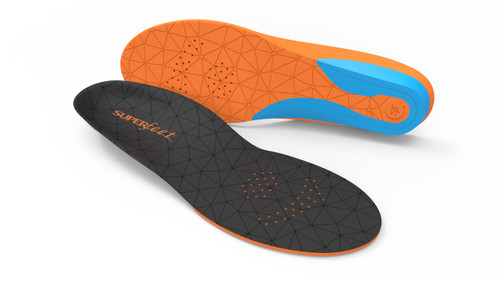 Superfeet Flex Athletic Unisex Comfort Shoe Insoles