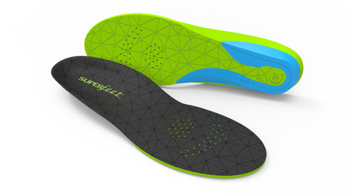 Superfeet FLEXmax Athletic Comfort Shoe Insoles