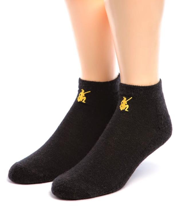 Yoga & Pilates Alpaca Socks Front