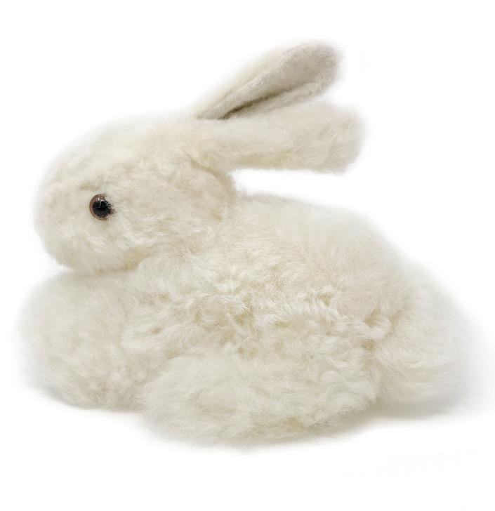 Alpaca Fur Baby Bunny