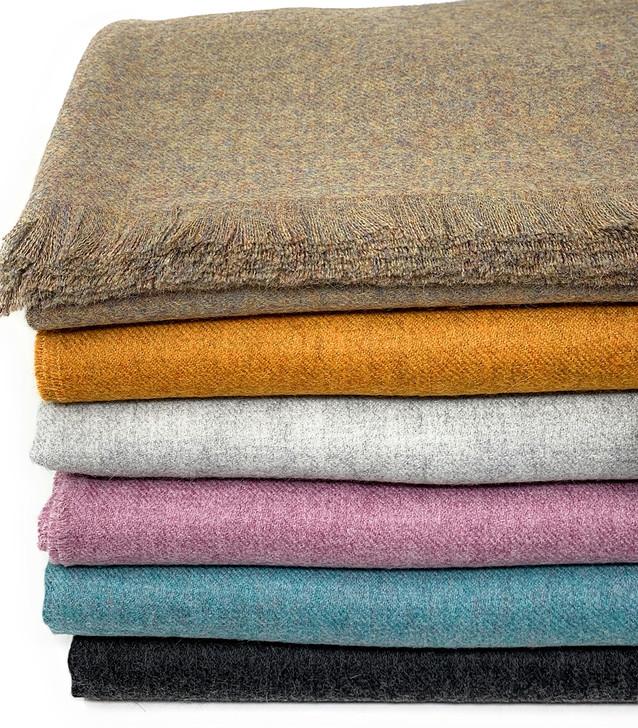 Liam Alpaca Throw Blanket Thumbnail