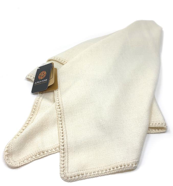 Baby Blanket - Pure Baby Alpaca