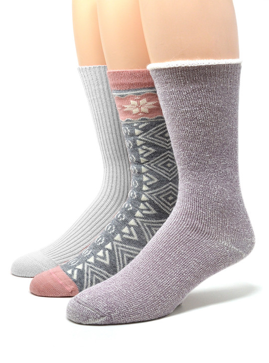Alpaca Cozy Toes Comfort Relaxation Socks in Gift Box Set Main