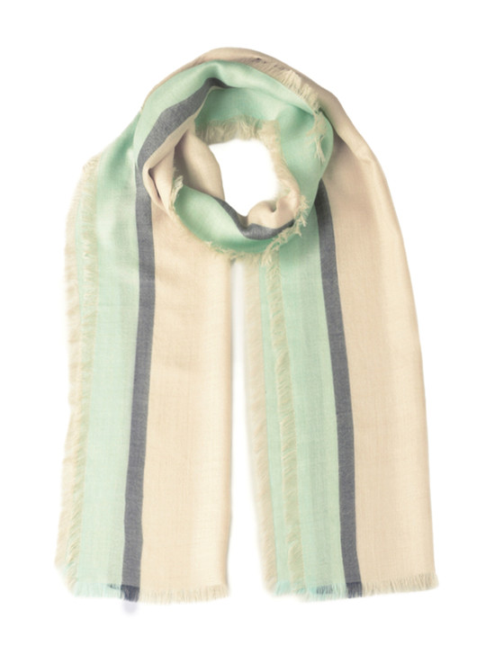 Breeze Lightweight Alpaca and Silk Scarf for Spring and Summer