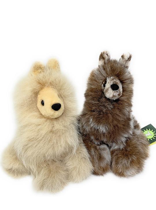 Baby Alpaca Llamas - Plush Stuffed Animals