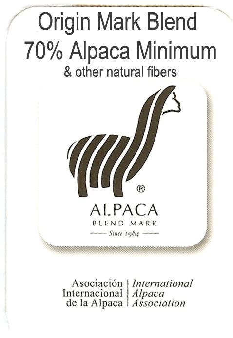 Alpaca Blend -80% Baby Alpaca & 20% Silk