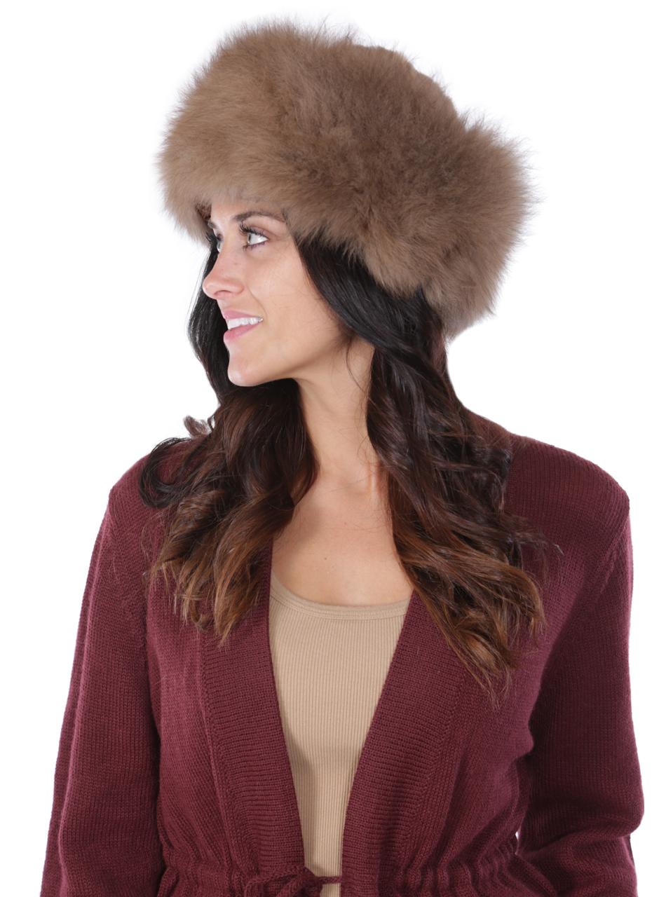 e01c1ea69054b Alpaca Fur Products - Baby Alpaca Fur Hat - Russian Cossack Style ...