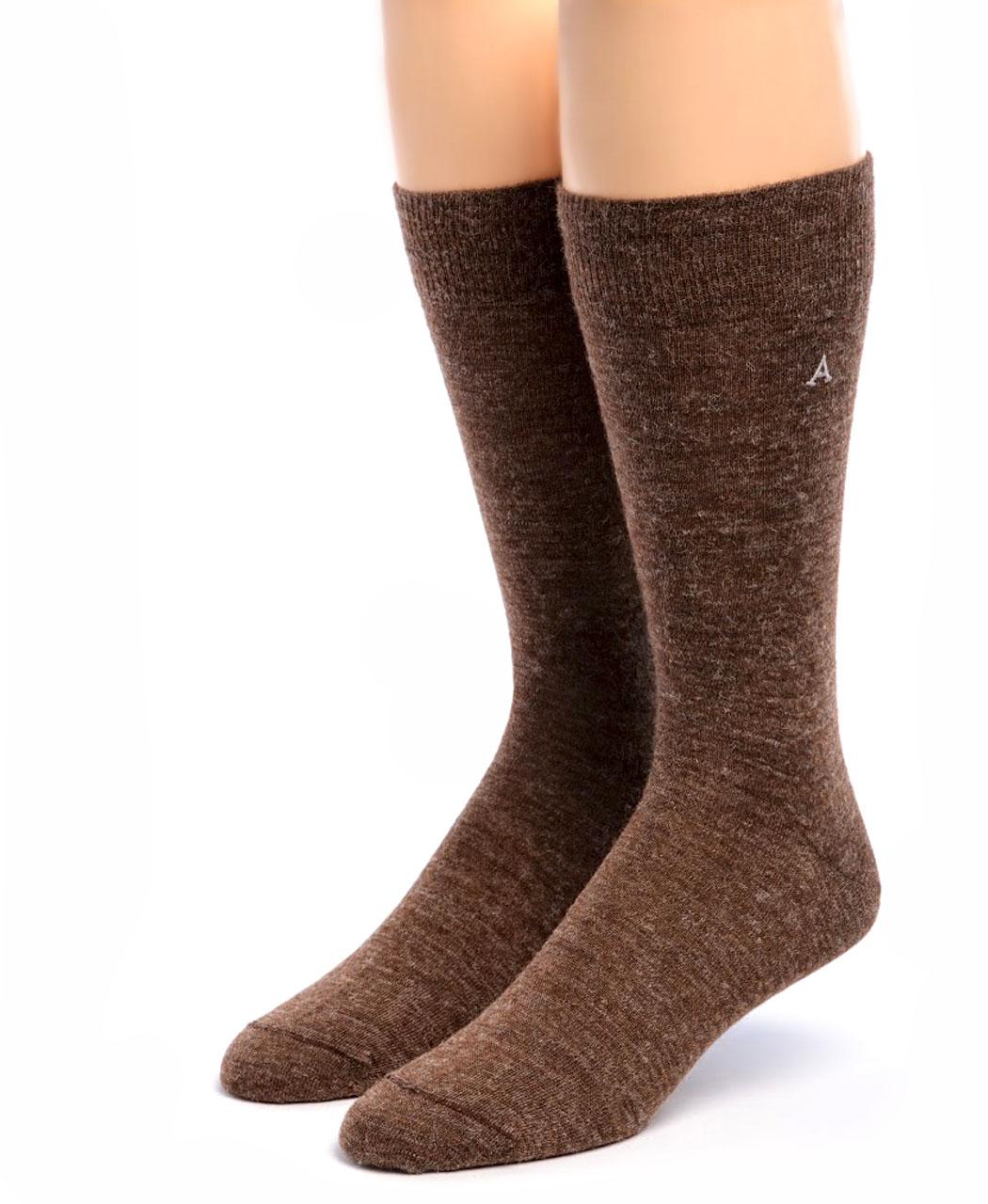e7b083b0ab054 Alpaca Socks - Mens Warrior Trouser Socks - Vintage Hosiery for ...