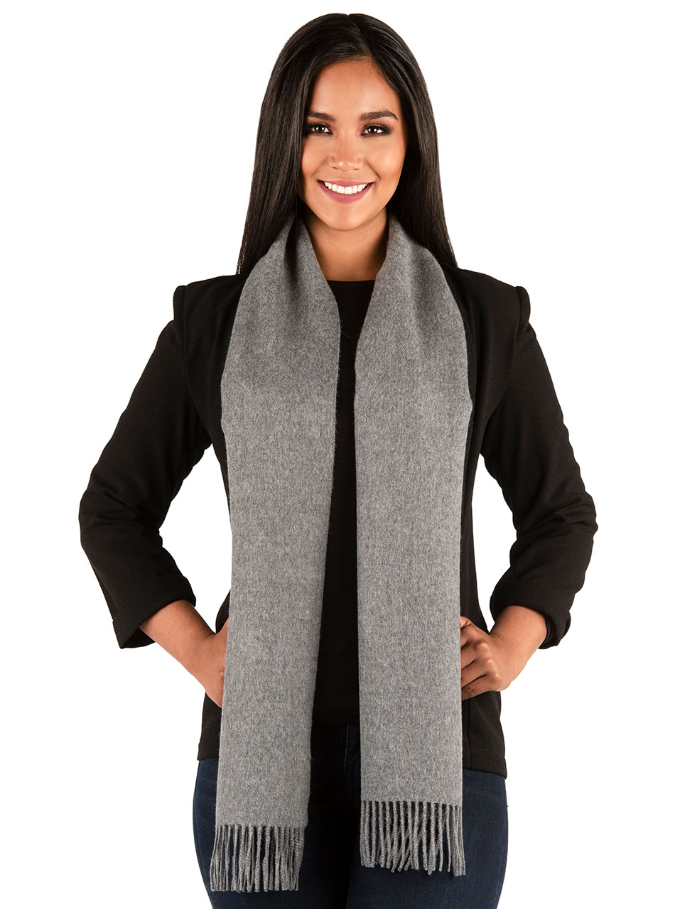Women's Embrace Scarf - Premium 100% Baby Royal Alpaca Wool