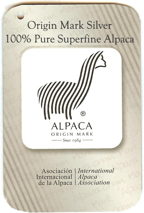 100% Alpaca Wool Superfine