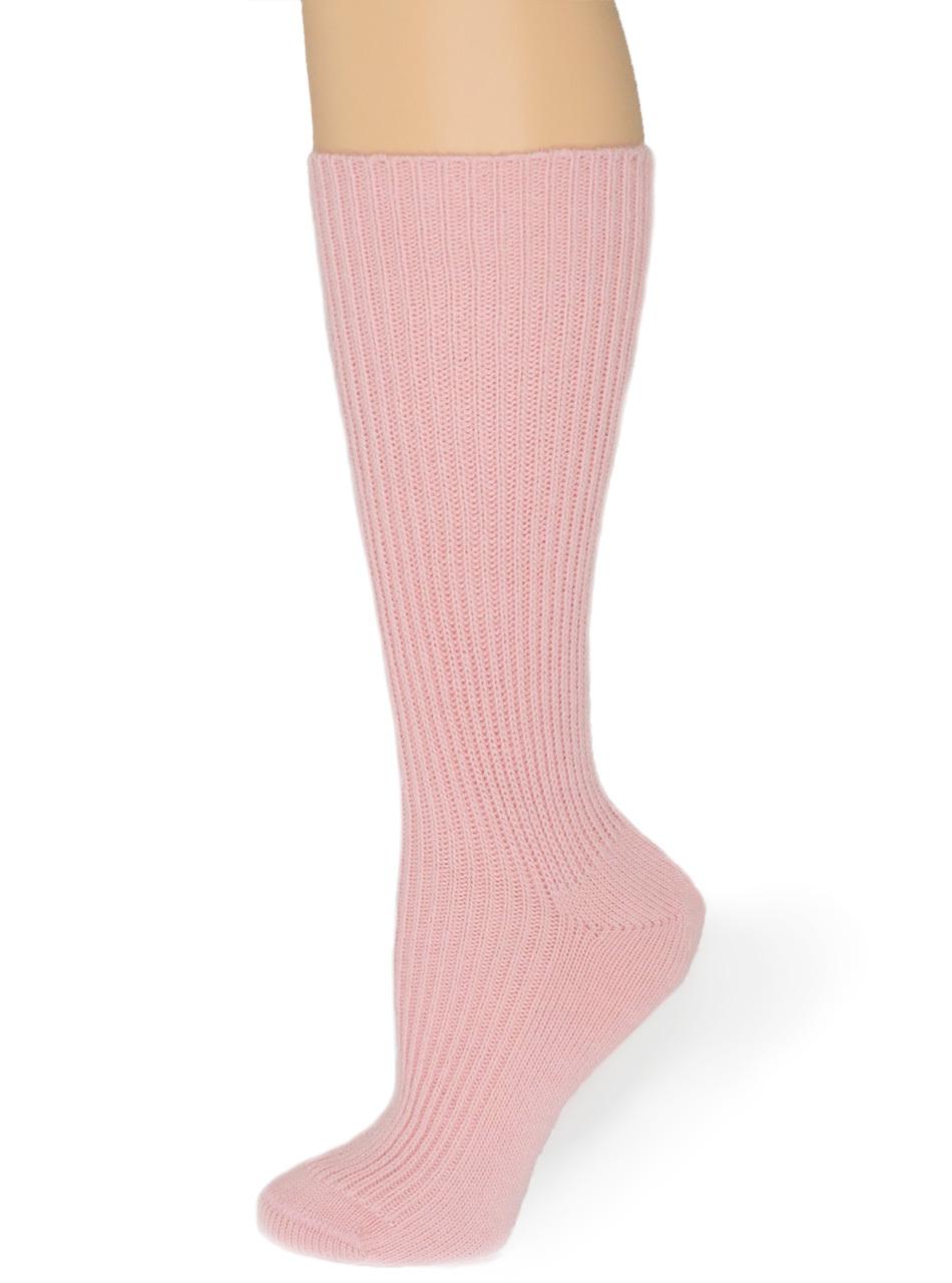 Baby Alpaca Bed Socks Side