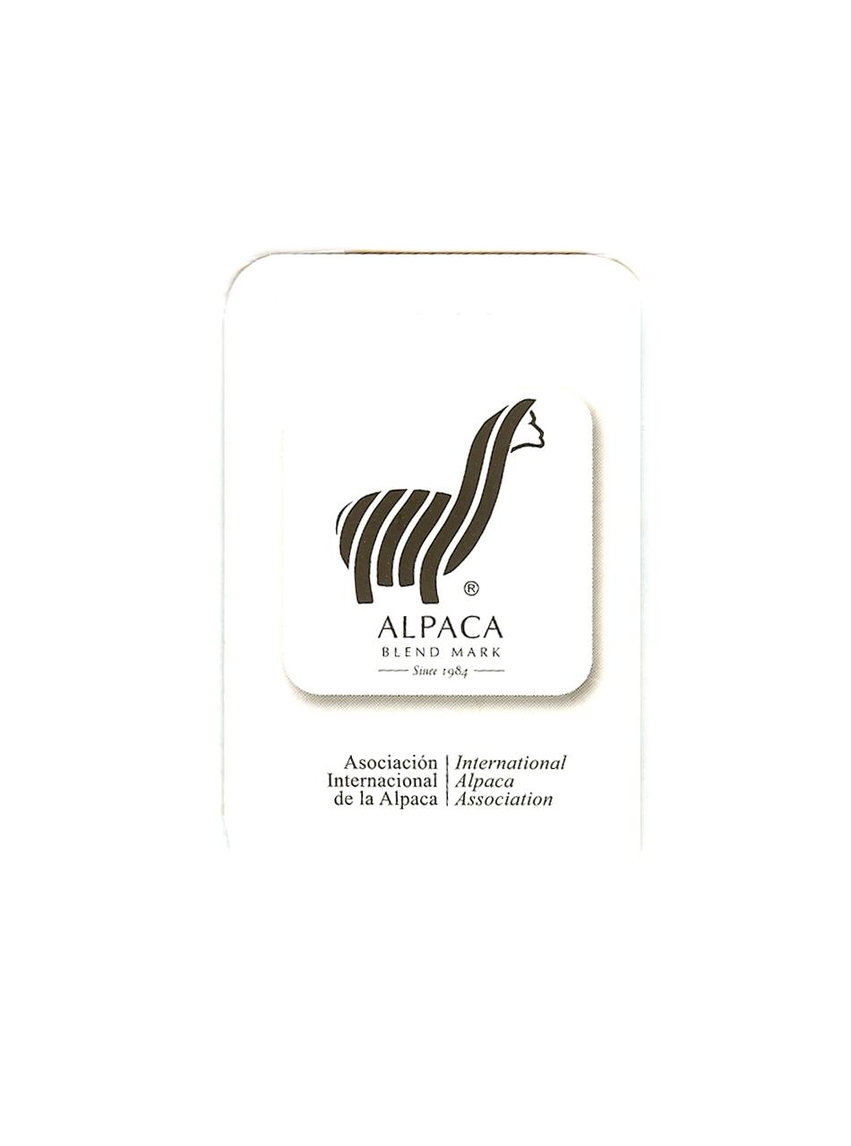 Superfine Alpaca & Premium Highland Wool Blend (52%/48%)