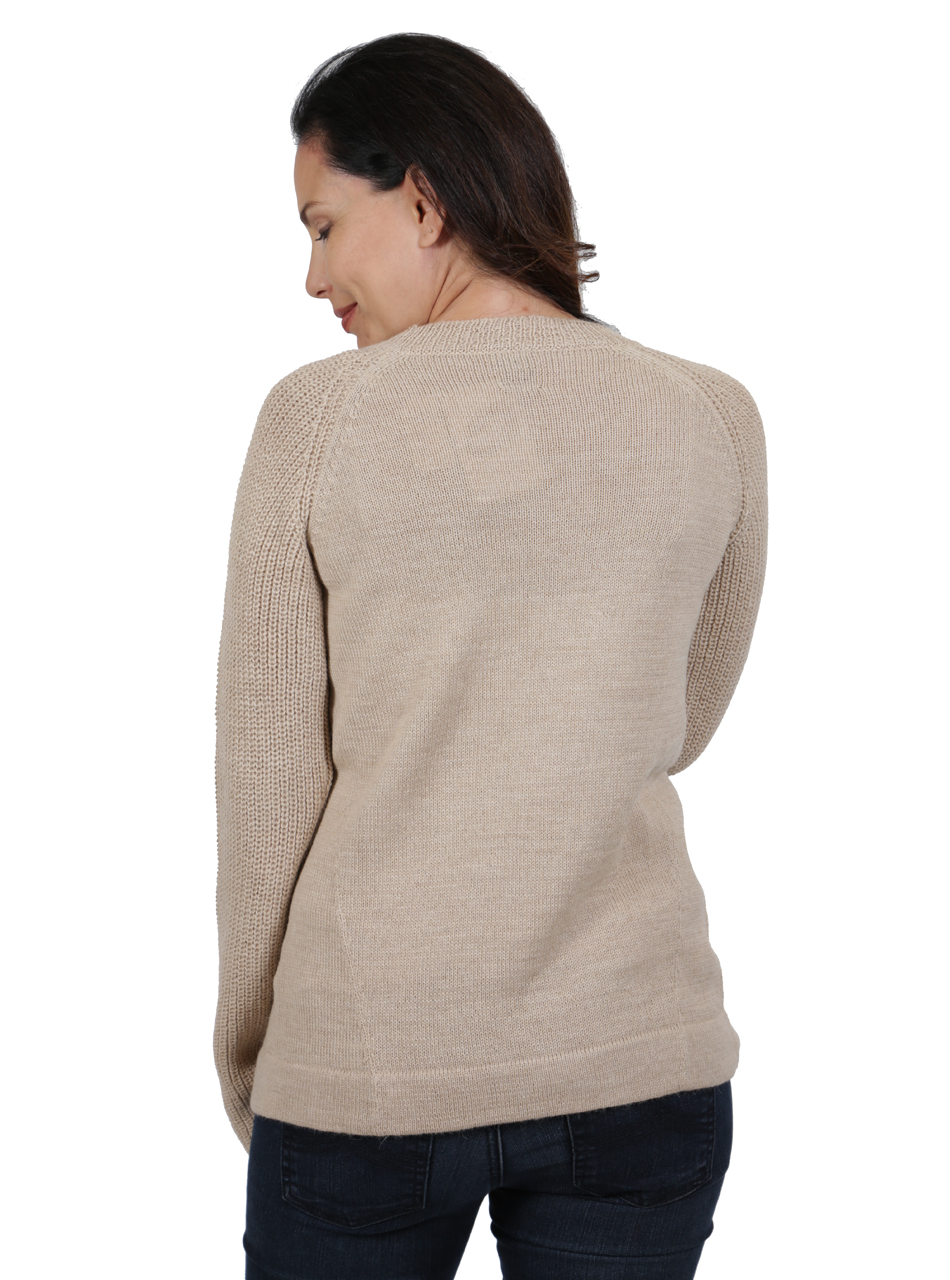 41802b4fa338 Melody Pullover Tunic Sweater Front Melody Pullover Tunic Sweater Back ...