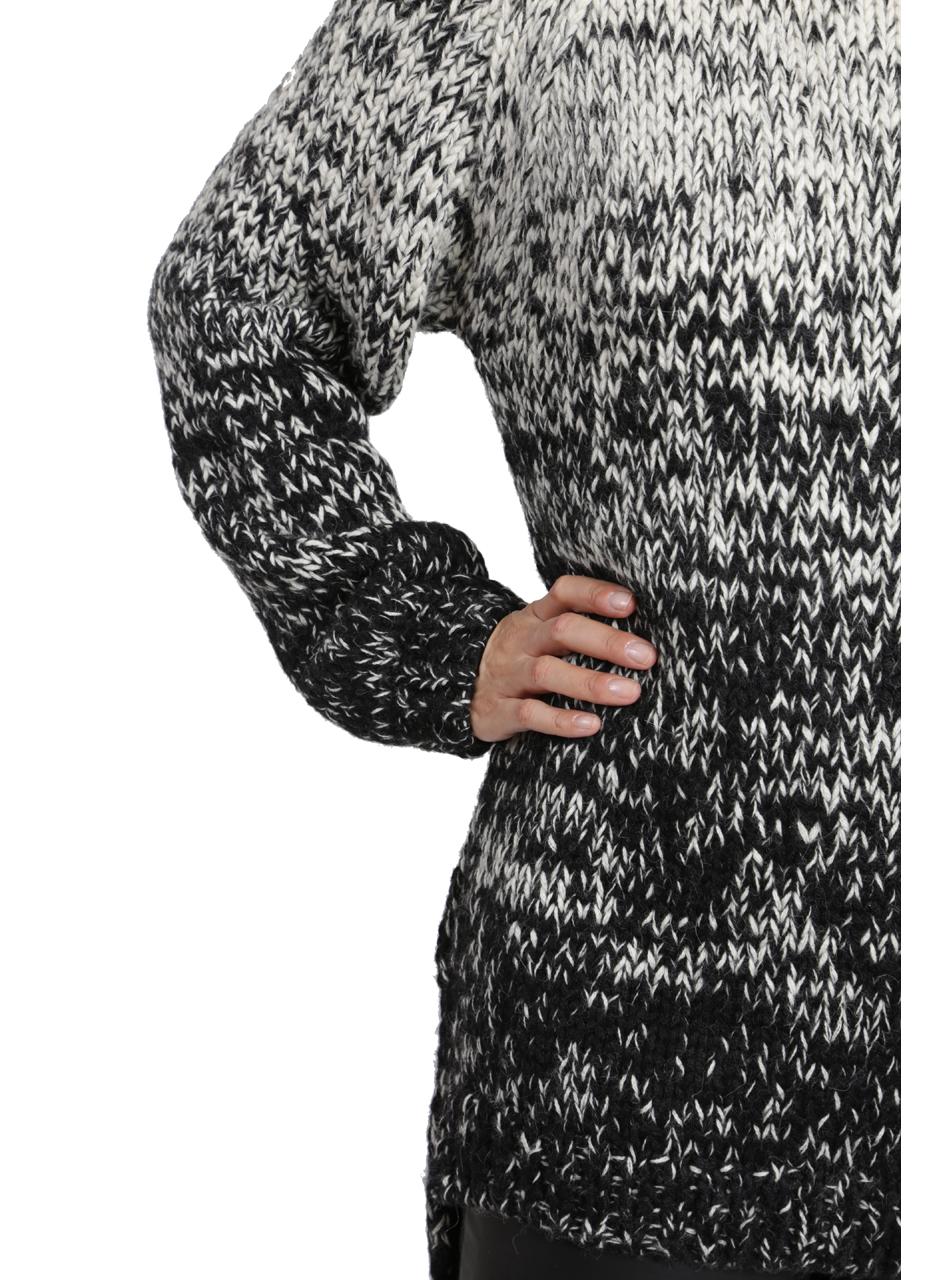 Kourtney Ombre Sweater Detail