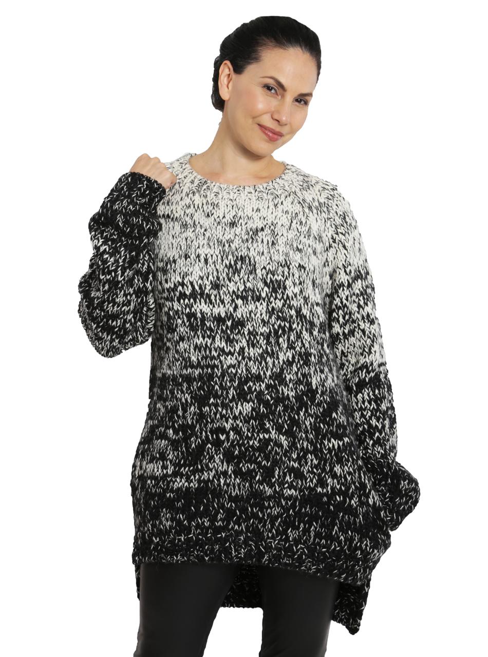 Kourtney Ombre Sweater Alternate Arm up