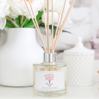Peony Rose Luxury Fragrance Diffuser
