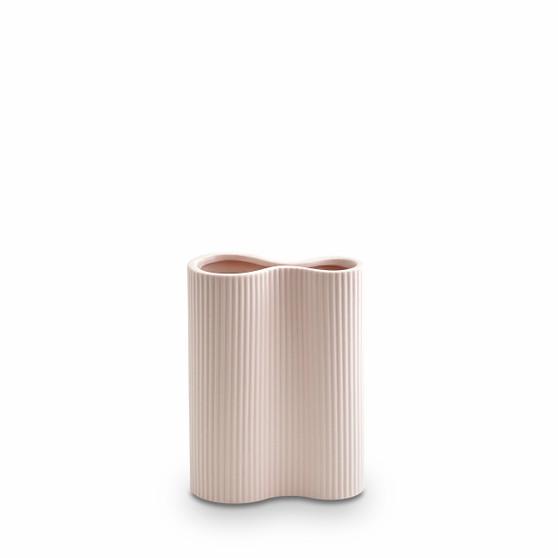 Marmoset Found - Ribbed Infinity Vase Nude (S)