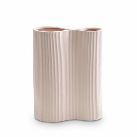 Marmoset Found - Ribbed Infinity Vase Nude (M)