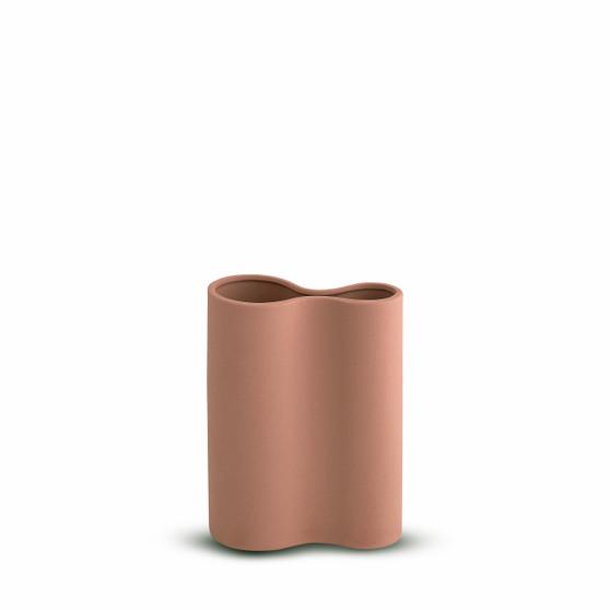 Marmoset Found - Smooth Infinity Vase - Ochre (S)