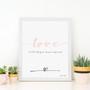 Love Instant Digital Downloadable Print