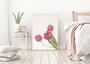 Perfect Love Tulip Photographic Wall Art Print