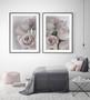 Tatiana Rose Photographic Wall Art Print in optional deep rebate black timber frame