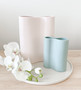Marmoset Found - Smooth Infinity Vase Nude (M) with Smooth Infinity Vase - Blue (S)