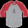 3/4 sleeve raglan shirt - Beek BLK