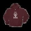 Hooded Sweatshirt - Beek WHT