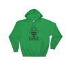Hooded Sweatshirt- Beek BLK