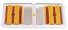 Polystyrene Mini Duplex Mating Nuc